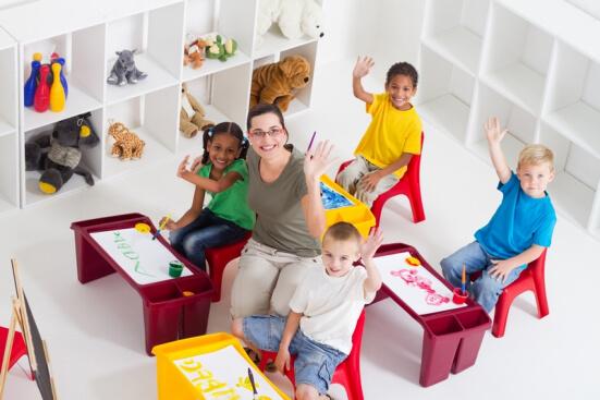 How to S.P.O.T. a Quality Childcare Center