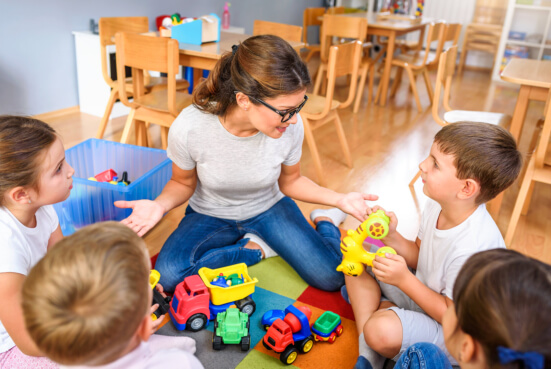 7 Tips in Finding the Perfect Childcare Provider