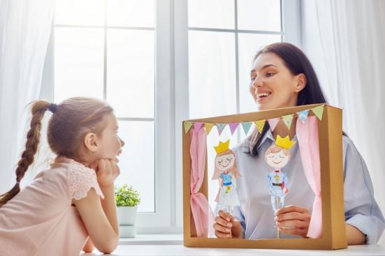 Benefits Children Can Get in Puppet-Play Activities