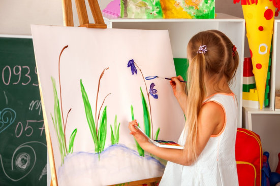 Why Arts and Crafts Are Important for Child Development