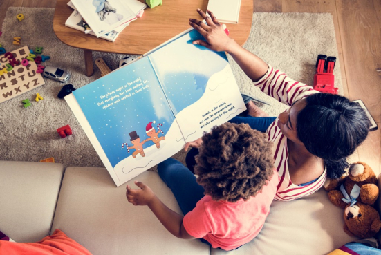 Storytelling: How It Benefits the Kids