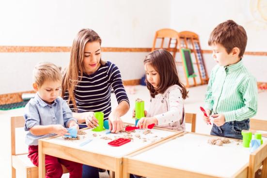 Social Development Through Child Care